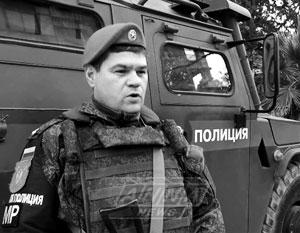 Опубликован фильм о работе российской военной полиции в Алеппо