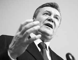 Янукович пообещал представить доказательства вины новых властей Украины в смертях на Майдане