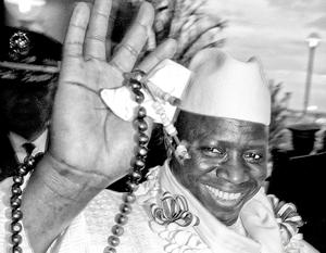 Яйя Джамме мог бы стать королем Гамбии, но потерял и президентский пост