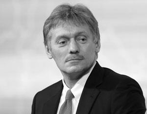 Песков не исключил изменения позиции США по урегулированию на Украине