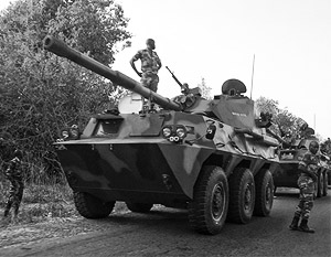 Армия Сенегала считается одной из самых мощных и профессиональных в регионе