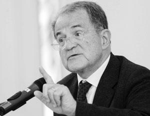 Проди призвал ЕС успеть отменить санкции против России до США