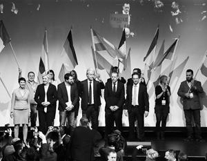 Партии, представленные на конференции в Кобленце, стремятся вернуть суверенитет народам своих стран