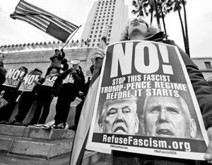 В Калифорнии проживают 13% американских либералов