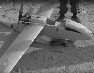 Боевики ИГ сбили российский беспилотник близ Пальмиры