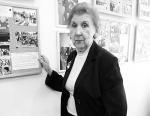 Нина Павлова выжила в блокадном Ленинграде, но уехала из него