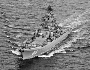 Западные СМИ сравнили возможности Zumwalt и крейсера «Петр Великий» в бою один на один