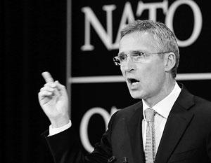 НАТО запланировало усиление военного присутствия в Черном море