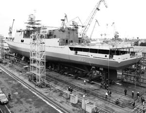 У России и Индии возникли разногласия по цене на фрегаты