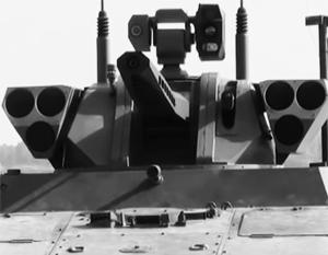 Автономный боевой модуль «Вихрь» – одна из последних крымских разработок