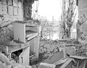 В Донецке нет воды, а вот в занятой украинскими войсками Авдеевке нет ни света, ни тепла, ни продуктов