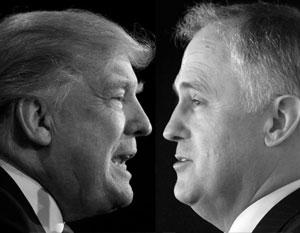 Трамп назвал разговор с премьером Австралии худшим из всех