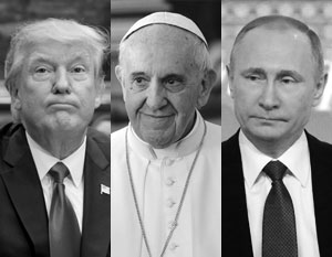 С папой Франциском Дональд Трамп еще не разговаривал даже по телефону