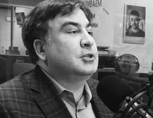 Саакашвили: Украина обречена быть сверхдержавой Европы