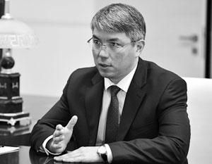 Алексей Цыденов работал в аппарате правительства в то время, когда Кабмин возглавлял Владимир Путин
