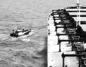 Нигерийские пираты захватили моряков из России и с Украины
