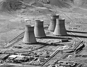 Как утверждают в Баку, Мецаморская АЭС давно превратилась в атомную бомбу замедленного действия для всего Закавказья