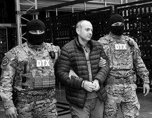 Российские дипломаты встретились в Баку с экстрадированным блогером Александром Лапшиным