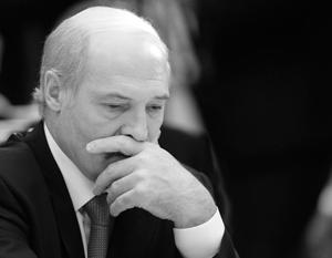 Главным лоббистом белорусских пищевиков выступает лично Лукашенко