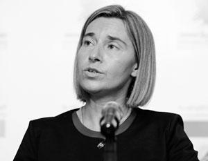 Могерини призвала США не вмешиваться в европейскую политику