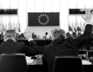 Резолюция о централизации ЕС была принята далеко не абсолютным большинством