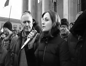 В Минске начался оппозиционный Марш рассерженных белорусов