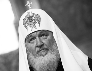 Патриарх Кирилл: Революция 1917 года была великим преступлением