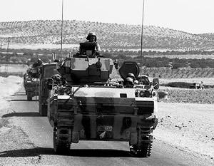 Турция предложила США разместить войска на территории Сирии