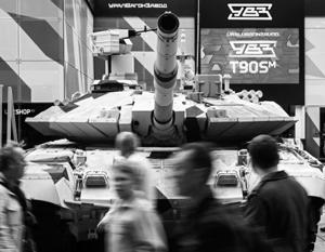 Подписан крупный контракт на поставку танков Т-90МС в одну из стран Ближнего Востока
