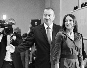 Алиев назначил жену первым вице-президентом Азербайджана