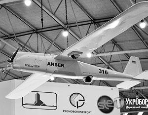 Украина представила на выставке вооружений аналог российского беспилотника
