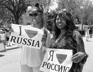 Согласно опросу исследовательской компании Gallup, мнение американцев о России и ее лидере Владимире Путине за последнее время улучшилось