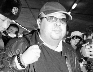 Ким Чен Нама отравили химоружием
