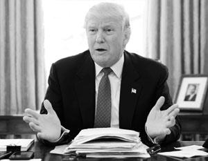В мире: Либеральные радикалы стали наименее опасными противниками Трампа