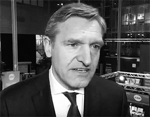 Лидер христианских демократов Сибранд ван Гаарсма Бюма обещает пересмотреть квоты на прием беженцев