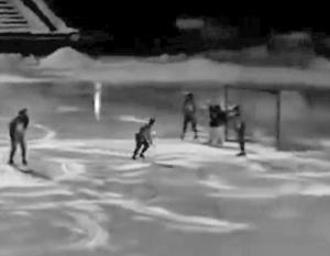 Произошедшее на льду в Архангельске невозможно назвать спортом