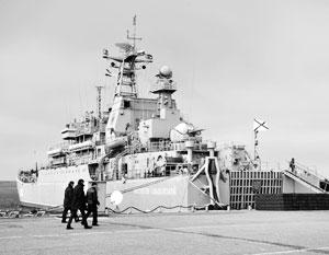 Украинским кораблям еще долго, судя по всему, дожидаться возвращения в Одессу