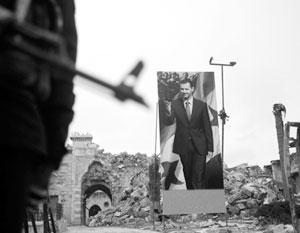«Режим Асада» уже фактически находится под западными санкциями, напоминают эксперты