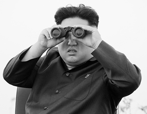 Соединенные Штаты не исключают, что могут осуществить простив Северной Кореи военный удар