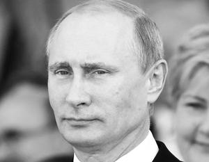 4 марта 2012 года Владимир Путин был избран президентом России