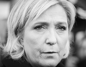 Политика: Американские журналисты убедились в различиях между Трампом и Ле Пен