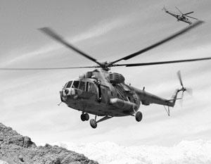 США намерены заменить российские Ми-17 в Афганистане на собственные аналоги