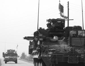 Американские военные рассчитывают вести борьбу с ИГ совместно с турками, но без помощи России