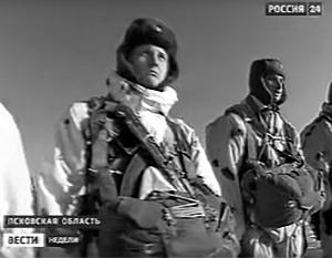 Натовская солидарность не позволила Латвии посетить Псковскую дивизию ВДВ