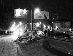 Власти Батуми подсчитывают ущерб после ночных погромов, в организации которых винят сторонников Саакашвили