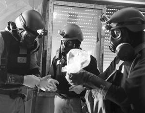 Обнаруженные в Думе химикаты из Британии заставляют задуматься о роли Лондона в сирийском конфликте