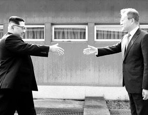 Лидер КНДР Ким Чен Ын пообещал больше не будить президента Южной Кореи Мун Чжэ Ина ракетными пусками