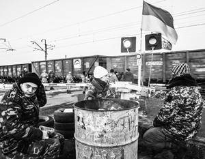 Блокадой Донбасса Украина лишь ускорит новый майдан