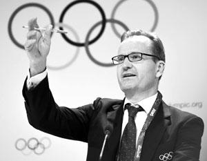 МОК объявил о создании Независимой организации допинг-тестирования