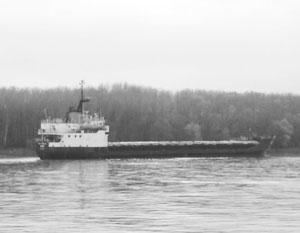 Украина присвоила иностранное судно с грузом за заход в Крым